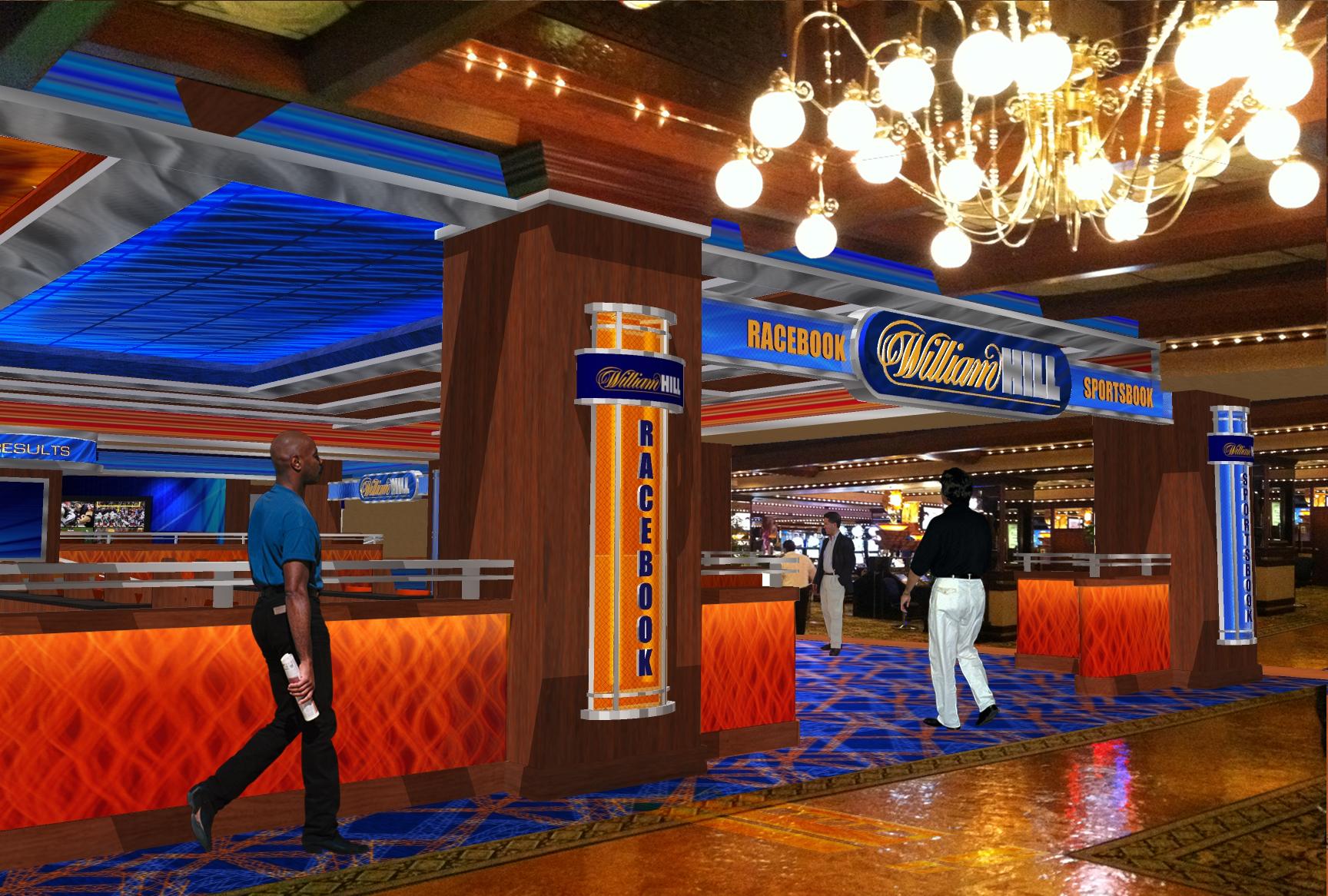 La Naissance de William Hill Casino